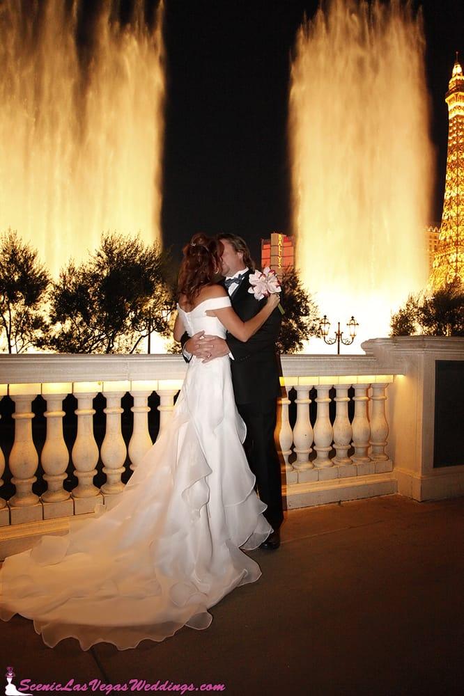 Bellagio Fountain Show Weddings