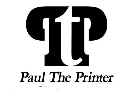 Paul The Printer Screen Printing T Shirt Printing