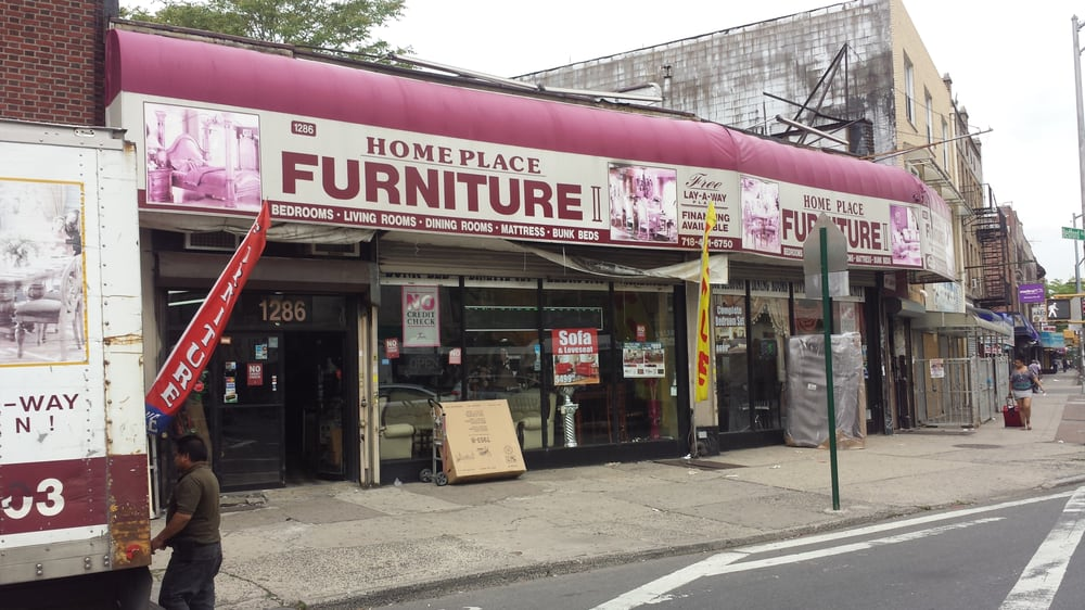Home place furniture furniture stores flatbush brooklyn ny reviews photos yelp Home furniture outlet cerritos