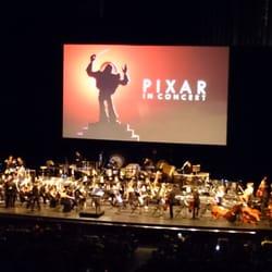 Le Palais des Congrès - Paris, France. Pixar en concert (22/06/2014)