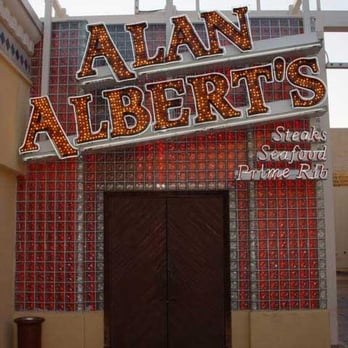 Alan Albert S Closed Steakhouses The Strip Las