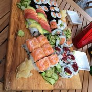 Flying Fish Sushi, Berlin, Germany