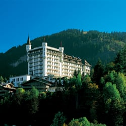 Gstaad Palace, Gstaad, Bern