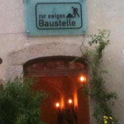 Ewige Baustelle, Wunsiedel, Bayern