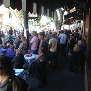 Caffe Puccini - Columbus day 2014 - San Francisco, CA, Vereinigte Staaten