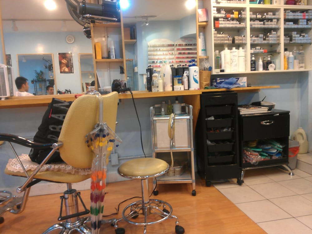 Cheryl nail salon closed nail salons midtown east for 1662 salon east reviews