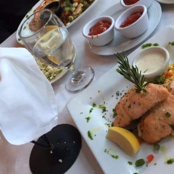 Fish thyme 87 photos cafes acworth ga reviews yelp for Fish thyme menu