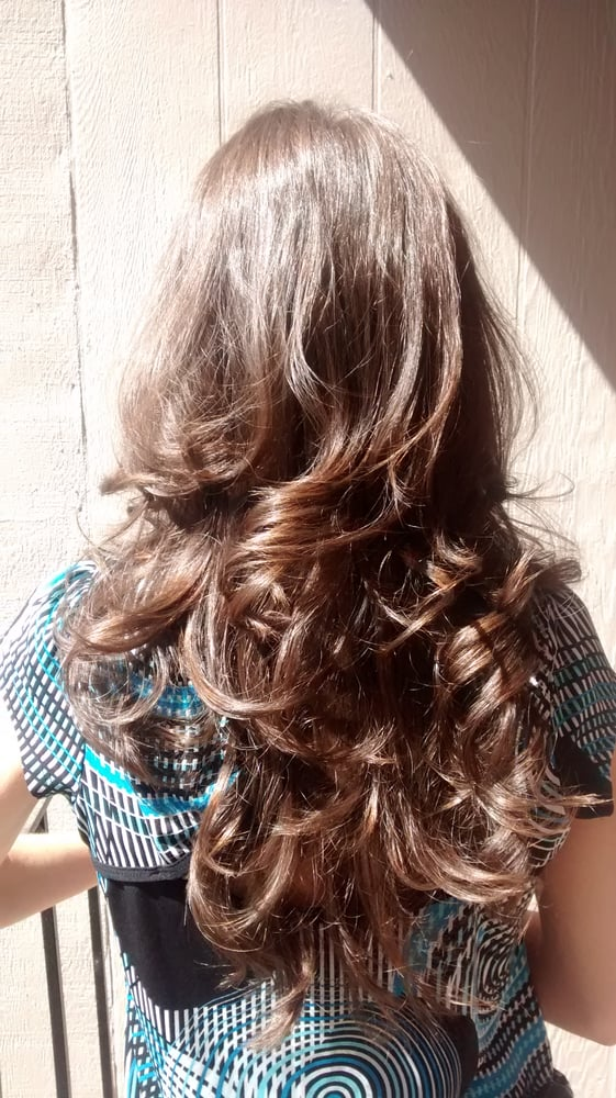 Expressions hair design 38 photos hairdressers davis - Expressions hair salon ...