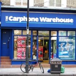 Carphone Warehouse Earls Court Road