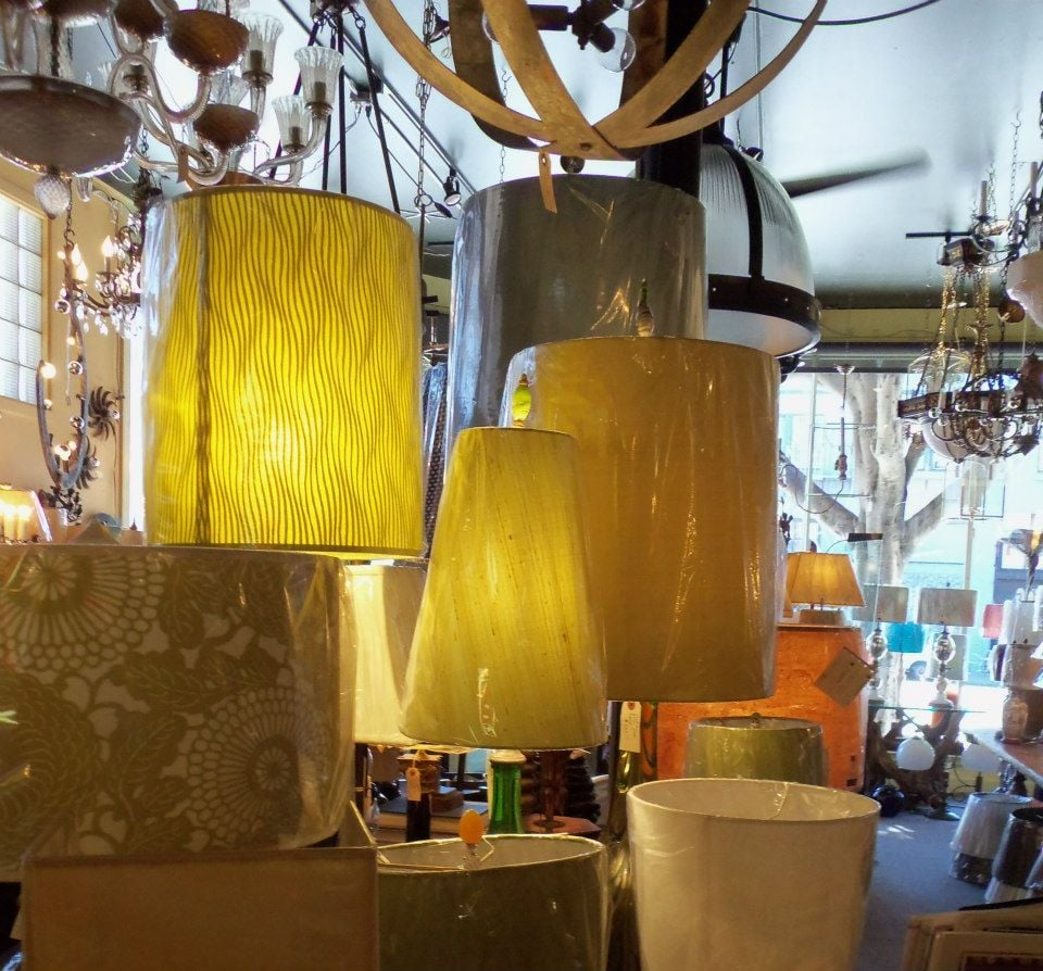 Singapore Lamp Shades Lamp Shades San Francisco