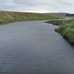 Compensation Reservoir, Ardgowan Fishery, Greenock
