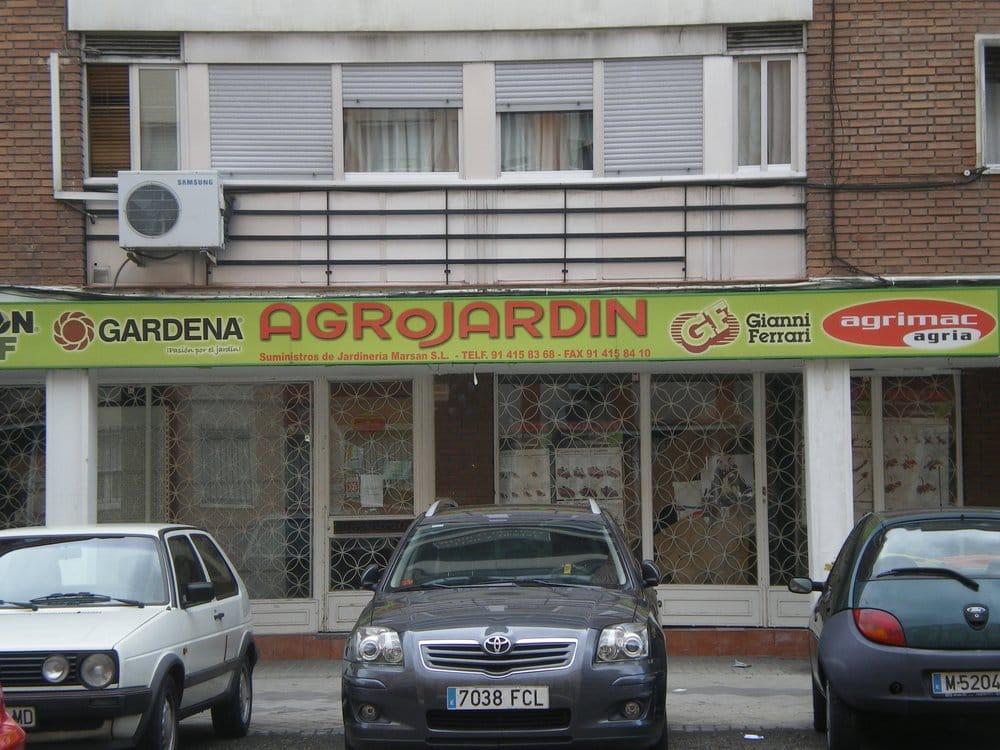 Agrojard n hogar y jard n ciudad lineal madrid - Hogar y jardin castellon ...