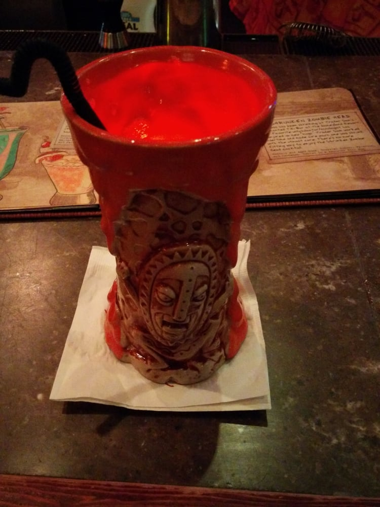New second edition Krakatoa Punch souvenir cup. | Yelp