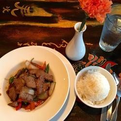 Thai noy restaurant 13 foton thaimat arlington va for Arlington thai cuisine