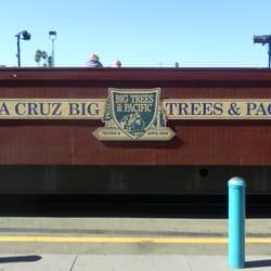 Bret Harte Hall at Roaring Camp Railroads logo