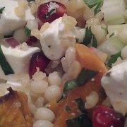 Mograbiah Salad