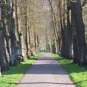 Evenburgpark Loga, Leer, Niedersachsen, Germany