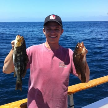 Point loma sportfishing fishing san diego ca united for San diego sport fishing charters