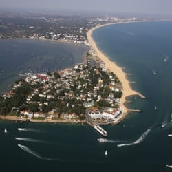 Sandbanks Peninsula (von www.dorsetbeaches.co.uk)
