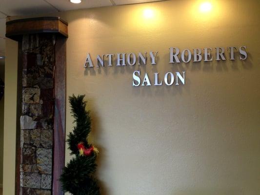 B Anthony Salon Anthony Roberts Salon ...