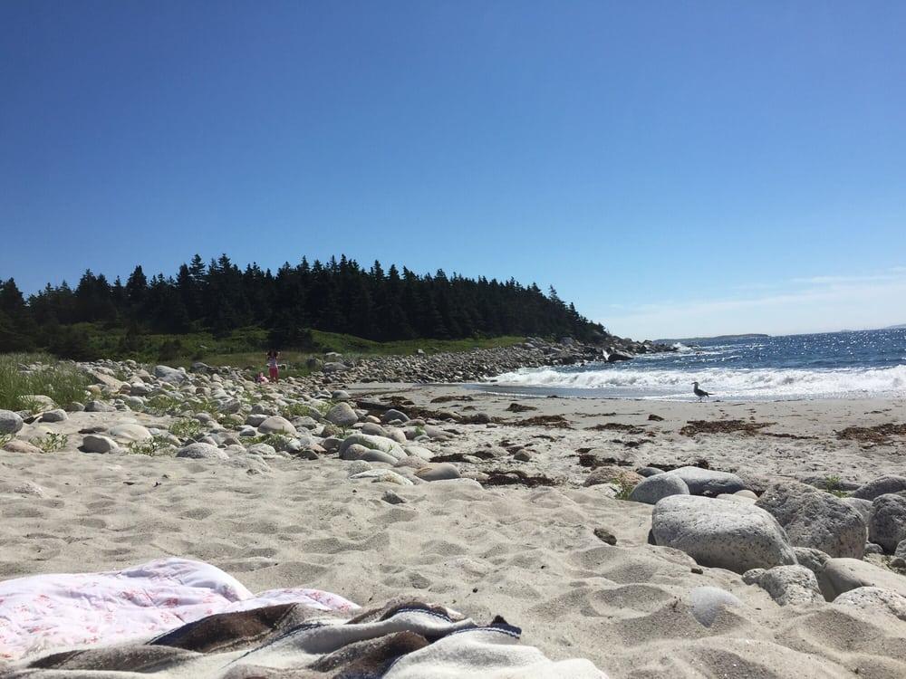 Crystal Crescent Beach Halifax, Nova Scotia