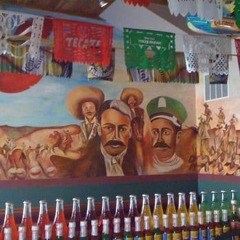 El mexicano 29 photos mexican restaurants hudson for Mural mexicano