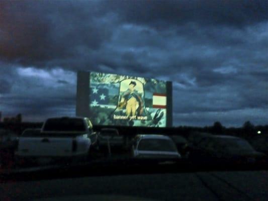 blue fox drivein theatre cinema oak harbor wa yelp