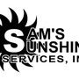 Sam's Sunshine Window & Pressure Cleaning Service