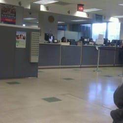 State Of New Jersey Motor Vehicle Commission Main Area