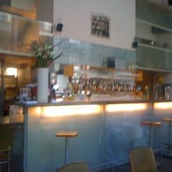 Podium cafe bar restaurant, Wien, Austria