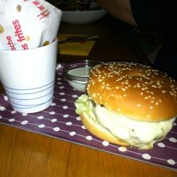 5 inch' Kangaroo burger