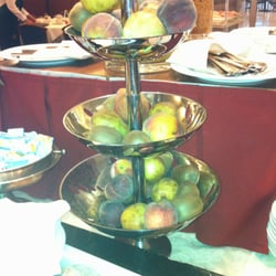 """The only """"fruit"""" available at breakfast…"""