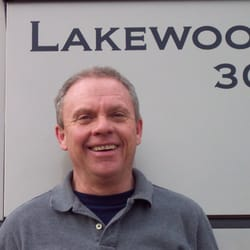 Lakewood Garage Door logo