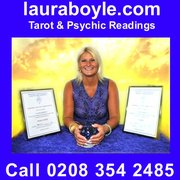 Laura Boyle Tarot, Medium & Astrologer, London