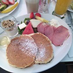 Das ist das Miami Frühstück