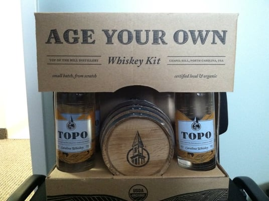 TOPO Distillery - Perfect Birthday Present for Husband! - Chapel Hill, NC, Vereinigte Staaten