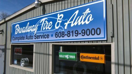 Broadway Tire Auto Auto Repair Emerson East