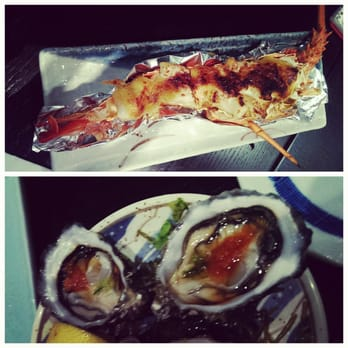 Mitch 39 s fish market honolulu hi united states lobster for Where to buy sashimi grade fish near me