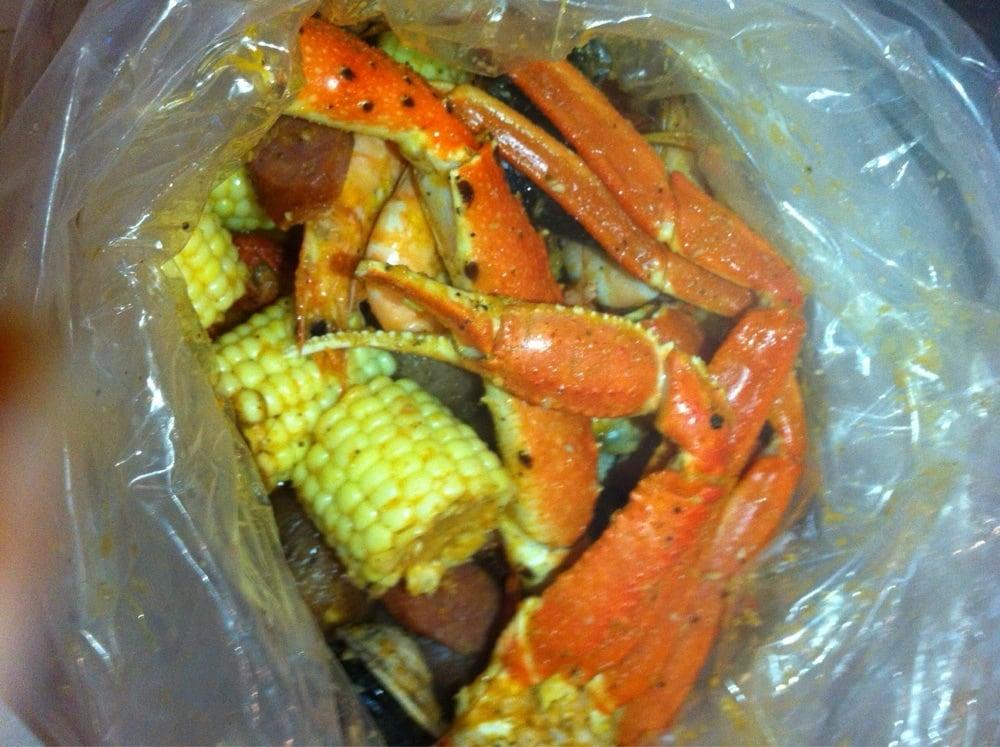 Crab Hut - Seafood Bucket - San Diego, CA, United States