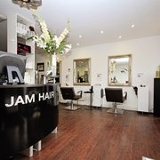 Inside our salon