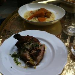 Chicken couscous - so good!