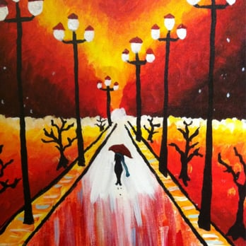 Easy things to paint with acrylics pictures to pin on pinterest