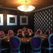 Osha Thai - San Francisco, CA, États-Unis. Private Room in Osha Lounge