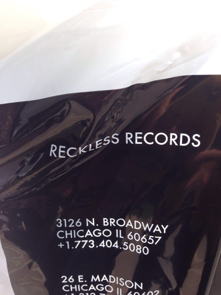 Reckless Records Music Amp Dvds The Loop Chicago Il