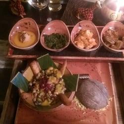 MamaAfrika Hauptgericht vegetarisch