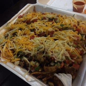Chanos Mexican Food Menu