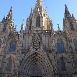 Parròquia Santa María del Mar, Barcelona, Spain