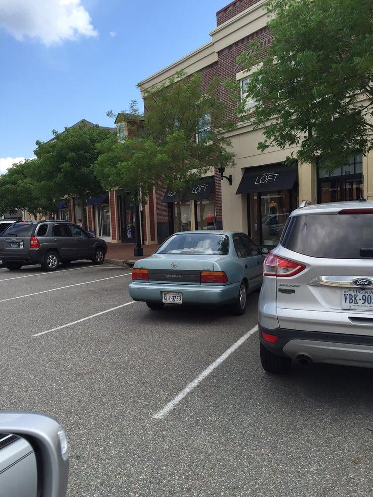 New Town Shopping Centres Williamsburg Va United