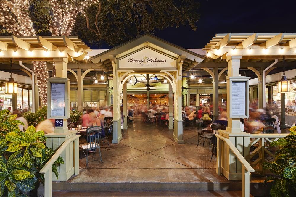 Tommy bahama restaurant bar naples 216 photos for Fish restaurant naples