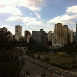 Must do: city view from Iguatemi terrace.